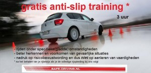 GRATIS ANTI-SLIP TRAINING